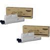Original Xerox 106R01300 Black Twin Pack Ink Cartridges