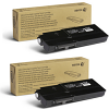 Original Xerox 106R03528 Black Twin Pack Extra High Capacity Toner Cartridges (106R03528)