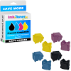 Premium Compatible Xerox 108R0093 CMYK Multipack Set Of 8 Solid Inks (108R00934 /108R00931 /108R00932 /108R00933)