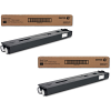 Original Xerox 6r01383 Black Twin Pack Toner Cartridges (006R01383)