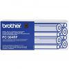 Original Brother PC304RF Black 4 Pack Thermal Ribbons (PC304RF)