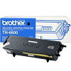 Original Brother TN-6600 Black High Capacity Toner Cartridge (TN6600)