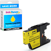 Premium Compatible Brother LC1240Y Yellow High Capacity Ink Cartridge (LC1240Y)