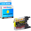 Compatible Brother LC1280XLY Yellow Super High Capacity Ink Cartridge (LC1280XLY)