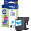 Original Brother LC221C Cyan Ink Cartridge (LC221C)