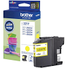 Original Brother LC221Y Yellow Ink Cartridge (LC221Y)