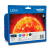 Original Brother LC980 CMYK Multipack Ink Cartridges (LC980VALBPRF)