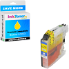 Premium Compatible Brother LC223 Yellow Ink Cartridge (LC223Y)