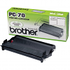 Original Brother PC70 Black Thermal Ribbon (PC70)