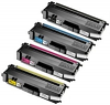 Original Brother TN-320 CMYK Multipack Toner Cartridges (TN320BK/ TN320C/ TN320M/ TN320Y)