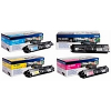 Original Brother TN-900 CMYK Multipack Super High Capacity Toner Cartridges (TN900BK/ TN900C/ TN900M/ TN900Y)
