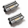 Original Brother TN-3380 Black Twin Pack High Capacity Toner Cartridges (TN3380TWIN)