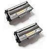Original Brother TN-3380 Black Twin Pack High Capacity Toner Cartridges (TN3380TWIN)