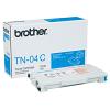 Original Brother TN-04C Cyan Toner Cartridge (TN04C)