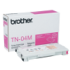 Original Brother TN-04M Magenta Toner Cartridge (TN04M)