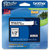 Original Brother TZe-231 Black On White 12mm x 8m Laminated P-Touch Label Tape (TZE231)