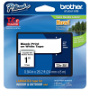 Original Brother TZe-251 Black On White 24mm x 8m Laminated P-Touch Label Tape (TZE251)