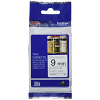 Original Brother TZe-N221 Black On White 9mm x 8m Non-Laminated P-Touch Label Tape (TZEN221)