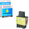 Premium Compatible Brother LC900Y Yellow Ink Cartridge (LC900Y)