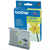 Original Brother LC970Y Yellow Ink Cartridge (LC970Y)