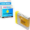 Premium Compatible Brother LC1000Y Yellow Ink Cartridge (LC1000Y)