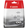 Original Canon BCI-3EBK Black Twin Pack Ink Cartridges (4479A298)