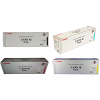 Original Canon C-EXV16 CMYK Multipack Toner Cartridges (1068B002/ 1069B002/ 1067B002/ 1066B002)
