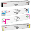 Original Canon C-EXV29 CMYK Multipack Toner Cartridges (2790B002/ 2794B002/ 2798B002/ 2802B002)