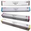 Original Canon C-EXV31 CMYK Multipack High Capacity Toner Cartridges (2792B002/ 2796B002/ 2800B002/ 2804B002)