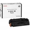 Original Canon C-EXV40 Black Toner Cartridge (3480B006AA)