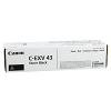 Original Canon C-EXV43 Black Toner Cartridge (2788B002)
