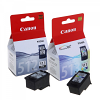 Original Canon PG-512 / CL-513 Black & Colour Combo Pack High Capacity Ink Cartridges (2969B001 & 2971B001)