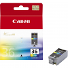 Original Canon CLI-36 Colour Ink Cartridge (1511B001)