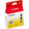 Original Canon CLI-42Y Yellow Ink Cartridge (6387B001)