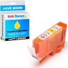 Premium Compatible Canon CLI-526Y Yellow Ink Cartridge (4543B001)