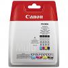 Original Canon CLI-571 CMYK Multipack Ink Cartridges & Paper (0386C006)