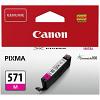 Original Canon CLI-571M Magenta Ink Cartridge (0387C001)