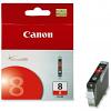 Original Canon CLI-8R Red Ink Cartridge (0626B001)