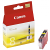 Original Canon CLI-8Y Yellow Ink Cartridge (0623B001)