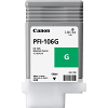 Original Canon PFI-106G Green Ink Cartridge (6628B001AA)