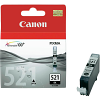 Original Canon CLI-521BK Black Ink Cartridge (2933B001)