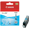 Original Canon CLI-521C Cyan Ink Cartridge (2934B001)