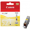 Original Canon CLI-521Y Yellow Ink Cartridge (2936B001)