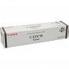 Original Canon C-EXV18 Black Toner Cartridge (0386B002AA)