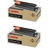 Original Canon C-EXV4 Black Twin Pack Toner Cartridges (6748A002AA)