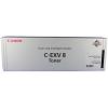 Original Canon C-EXV8 Black Toner Cartridge (7629A002)