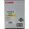 Original Canon C-EXV8 Yellow Toner Cartridge (7626A002)
