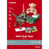 Original Canon MP-101 170gsm A4 Matte Photo Paper - 50 Sheets (7981A005)