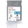 Original Canon PFI-101PC Photo Cyan Ink Cartridge (0887B001AA)