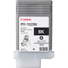 Original Canon PFI-102BK Black Ink Cartridge (0895B001AA)